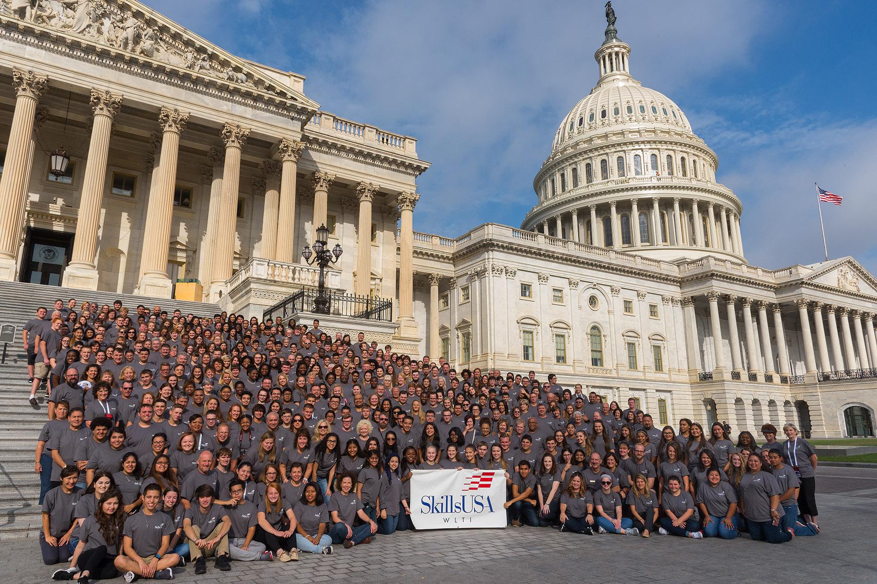 Ms State Financial Aid >> Washington Leadership Training Institute (WLTI) - SkillsUSA