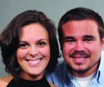 Victoria Slagle and Tanner Hicks
