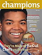 SkillsUSA Champions magazine, Fall 2014