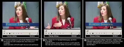 Vanessa Sandoval webcast