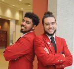 Nathan Andrade and Christian McLeod