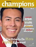 Fall 2018 SkillsUSA Champions magazine cover