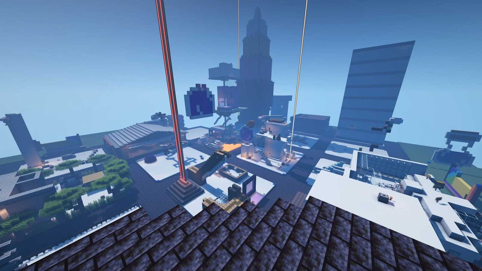 Student2Student-Minecraft-ScienceCraft_Structures